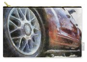 Car Rims 01 Photo Art 02 Carry-all Pouch