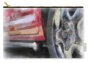 Car Rims 02 Photo Art 01 Carry-all Pouch