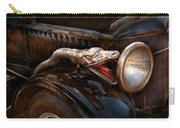Car - Steamer - Snake Charmer  Carry-all Pouch by Mike Savad