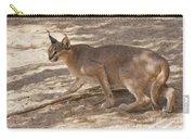 Caracal Caracal Caracal Carry-all Pouch