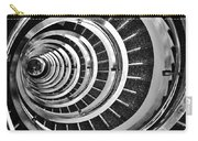 Time Tunnel Spiral Staircase In Sao Paulo Brazil Carry-all Pouch
