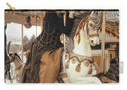 Caramel Carousel Carry-all Pouch