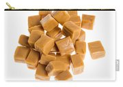 Caramel Cubes Carry-all Pouch