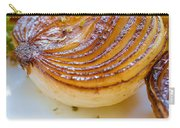 Caramelized Balsamic Onions Carry-all Pouch