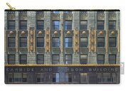 Carbide And Carbon Building Carry-all Pouch by Adam Romanowicz