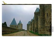 Carcassonne Walls Carry-all Pouch by France  Art