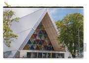 Cardboard Cathedral Carry-all Pouch