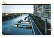 Cardiff Bay Pontoons Carry-all Pouch