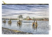 Cardiff Bay Towards St Davids Hotel Carry-all Pouch