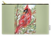Cardinal At Rest Carry-all Pouch