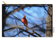 Cardinal In The Midst Carry-all Pouch