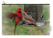 Cardinal Kiss Carry-all Pouch
