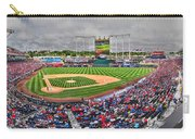 Cardinals At The K Carry-all Pouch