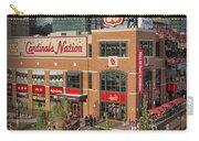 Cardinals Nation Ballpark Village Dsc06176 Carry-all Pouch
