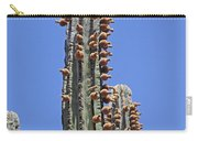Cardon Cactus And Fruit  Carry-all Pouch
