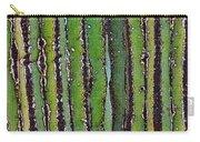Cardon Cactus Texture. Carry-all Pouch