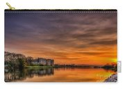 Carew Castle Sunset 1 Carry-all Pouch