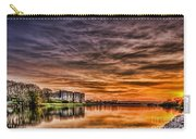 Carew Castle Sunset 2 Carry-all Pouch