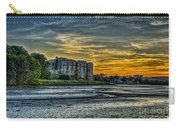 Carew Castle Sunset 3 Carry-all Pouch