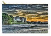 Carew Castle Sunset 4 Carry-all Pouch
