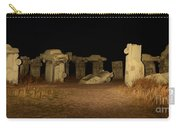 Carhenge At Night Carry-all Pouch