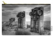 Carhenge Automobile Art 3 Carry-all Pouch