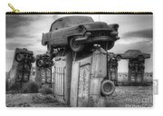 Carhenge Automobile Art 4 Carry-all Pouch