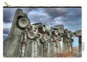 Carhenge Automobile Art Carry-all Pouch