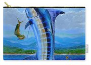 Caribbean Blue Off0041 Carry-all Pouch