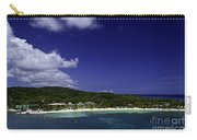 Caribbean Breeze Nine Carry-all Pouch