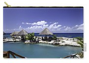 Caribbean Breeze Three Carry-all Pouch
