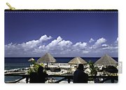 Caribbean Breeze Two Carry-all Pouch