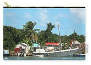 Caribbean - Docked Boats At Antigua Carry-all Pouch