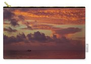 Caribbean Early Sunrise Carry-all Pouch