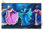 Caribbean Folk Dancers Carry-all Pouch