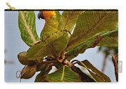 Caribbean Parakeet Carry-all Pouch