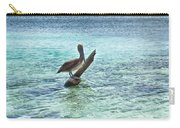 Caribbean Pelican I Carry-all Pouch