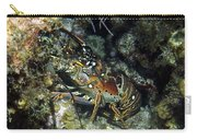 Caribbean Reef Lobster On Night Dive Carry-all Pouch