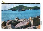 Caribbean - Rocky Shore St. Thomas Carry-all Pouch