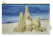 Caribbean Sand Castle  Carry-all Pouch by Betty LaRue
