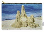 Caribbean Sand Castle  Carry-all Pouch