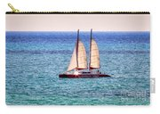 Caribbean Spirit Sailing The Atlantic Carry-all Pouch