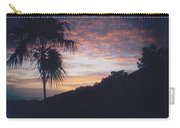 Caribbean Sunset Carry-all Pouch