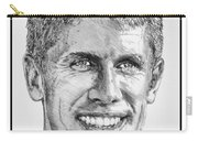 Carl Edwards In 2012 Carry-all Pouch