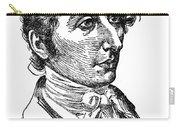 Carl Maria Von Weber (1786-1826) Carry-all Pouch