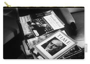 Carl Sandburg's Magazines  Carry-all Pouch