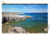 Carloforte Coastline Carry-all Pouch