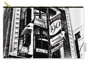Carlos And Pepe's Montreal Mexican Bar Bw Carry-all Pouch