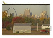 Carls Barn And The Arch Carry-all Pouch