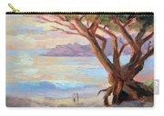Carmel Beach Winter Sunset Carry-all Pouch